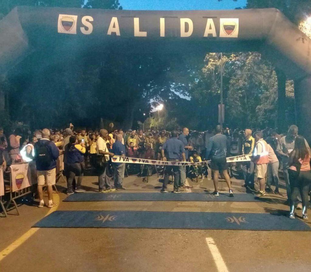 Maratón CCSK42 2019