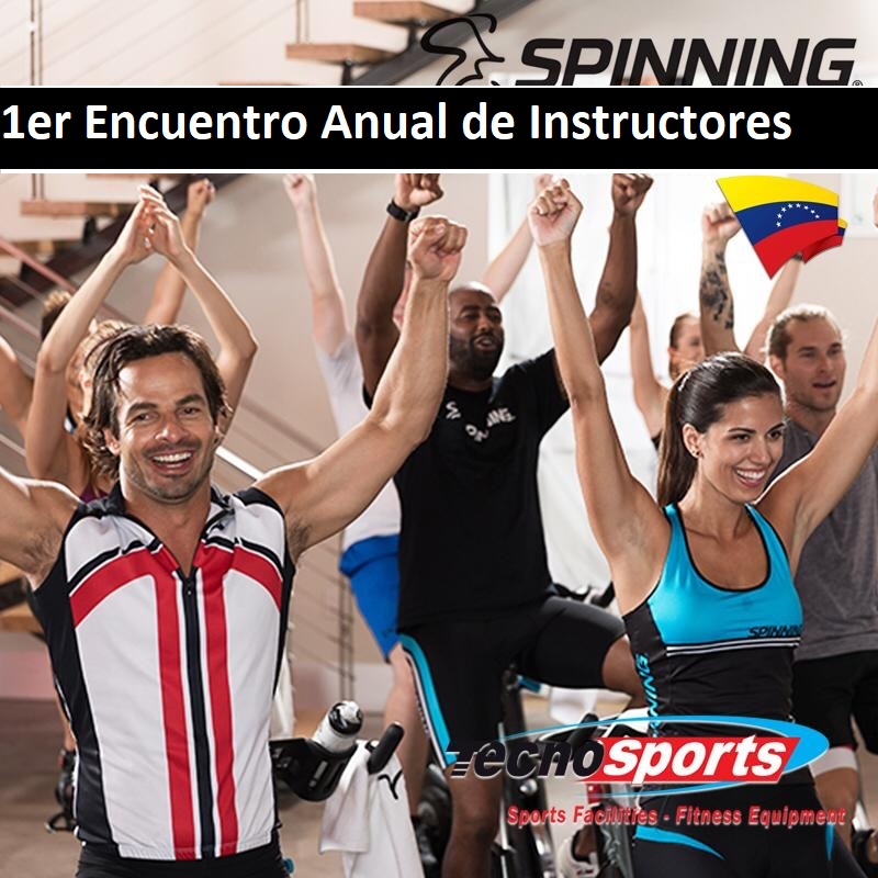 1er. encuentro de instructores de Spinning® 2019