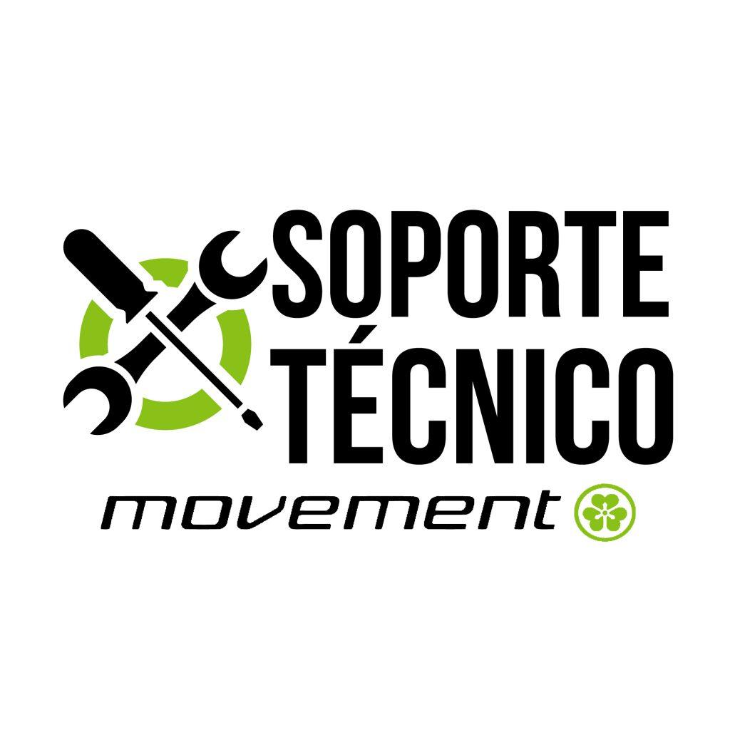 Soporte Tecnico MOVEMENT de TECNOSPORTS