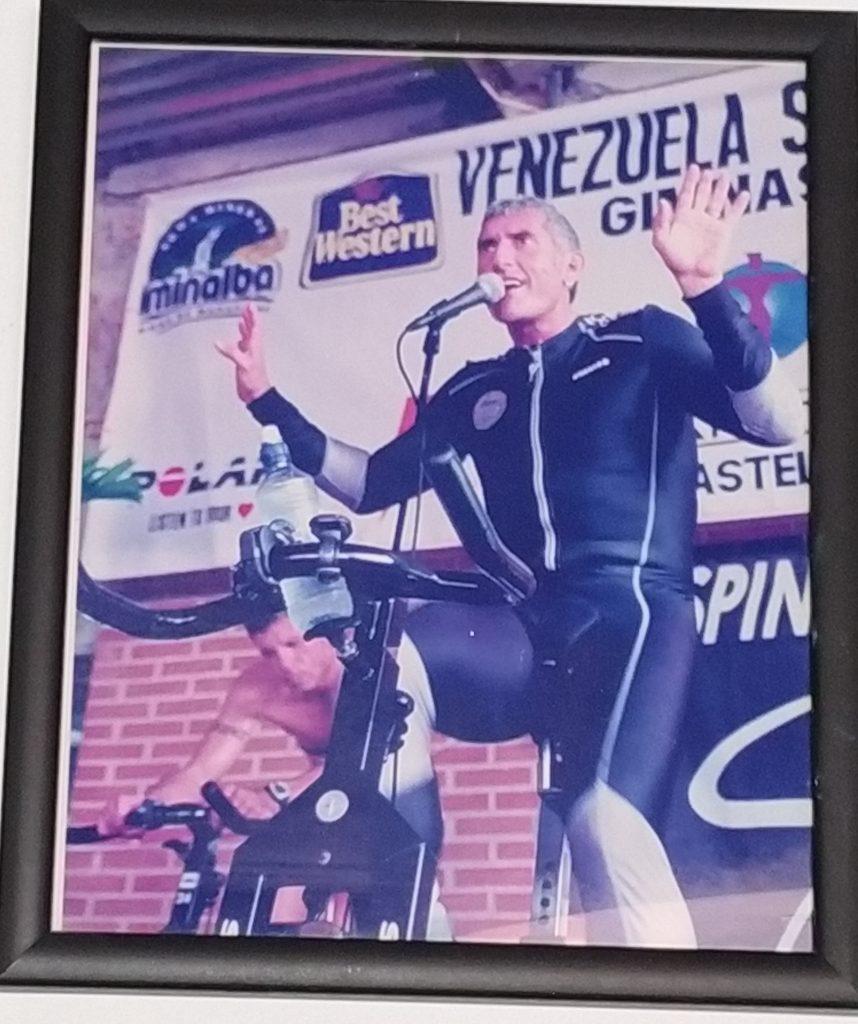 Jhonny G visita a Venezuela