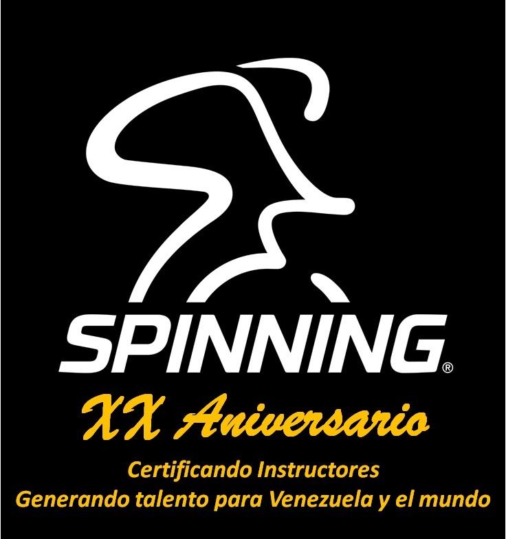 1999-2019 XX Aniversario Spinning Venezuela