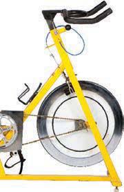 Primer modelo Spinner Bike