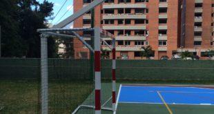 Propietarios de las Residencias Parque Los Chaguaramos invierten en repotenciar su Cancha Polideportiva con TECNOSPORTS