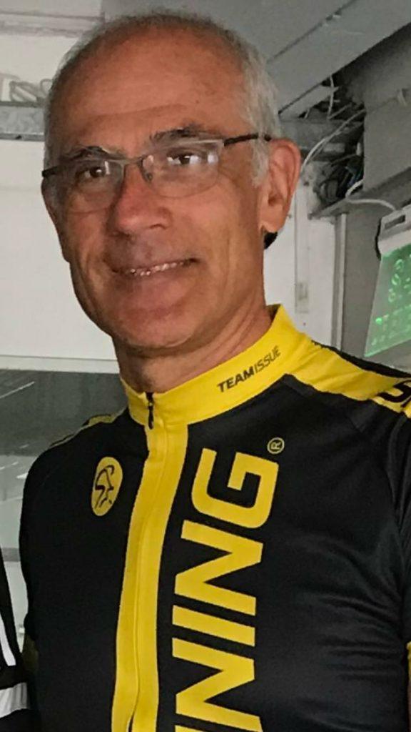 Marcelo Alexandre Campeón Mundial de Ciclismo