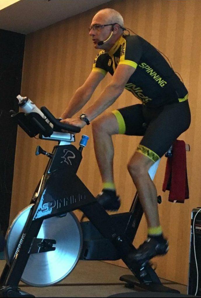 Marcelo Alexandre, Campeón Mundial y Doce veces Campeón Panamericano, invitado por TECNOSPORTS