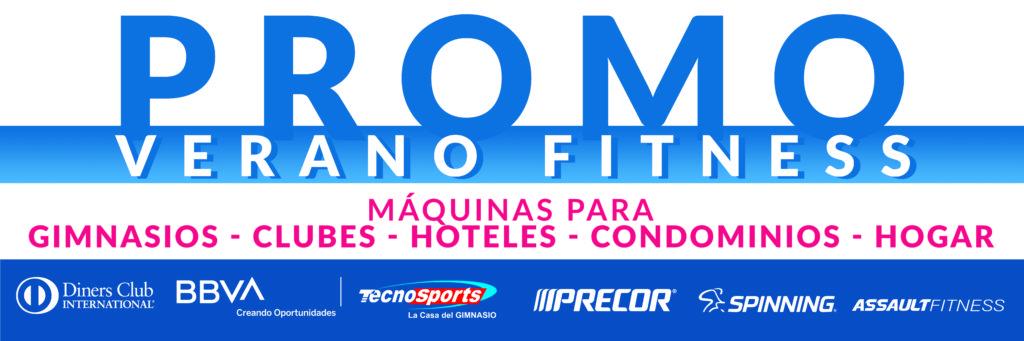 Promo Fitness Verano