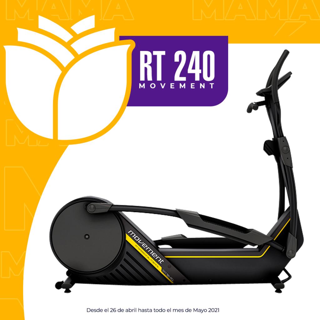 Eliptical RT240 Movement precio oferta $1.900 (Precio $2.100)