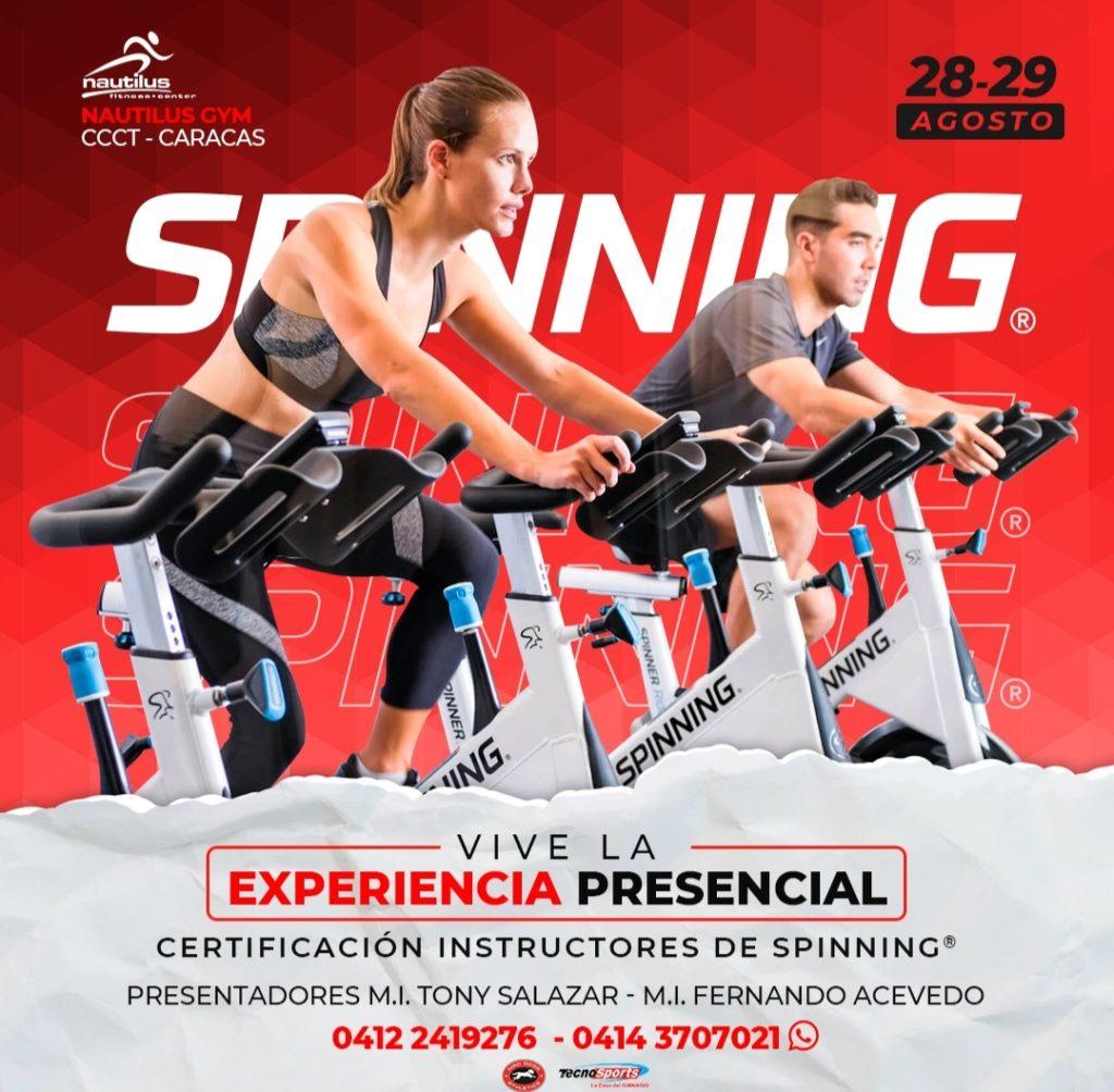 Certificación Internacional de SPINNING®