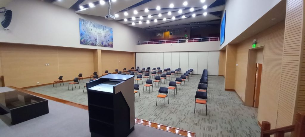 Auditorio de la Cámara de Comercio de Lima